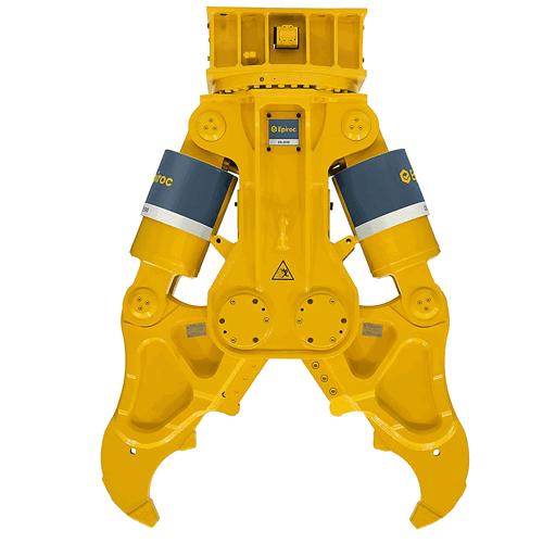 Epiroc hydraulische Abbruch Zange CB2500