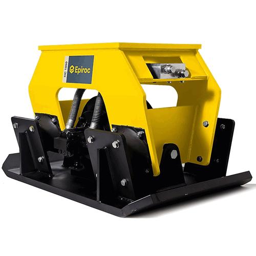 Epiroc hydraulischer Anbauverdichter HC1050