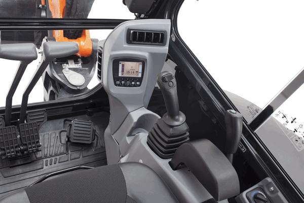 KX037-4 Kabine mit Display
