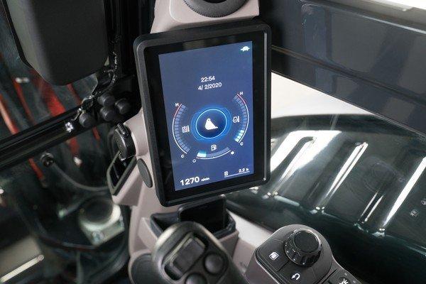 Kubota KX060-5 Display