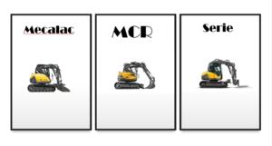 Read more about the article Die MCR Serie von Mecalac, kombiniert die Geschwindigkeit eines Laders mit der Drefunktion eines Baggers!