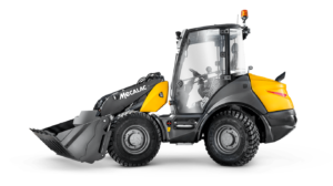 Read more about the article Der neue Mecalac AS 600