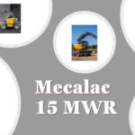 Der 15MWR – Neue Maßstäbe, so kompakt und wendig wie nie zuvor!