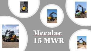 Read more about the article Der 15MWR – Neue Maßstäbe, so kompakt und wendig wie nie zuvor!