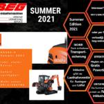 Der KX042-4 – der umweltfreundlichste Bagger in seiner Klasse & damit unser Sieger des Sommers 2021!